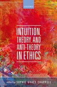 Cover for Intuition, Theory, and Anti-Theory in Ethics