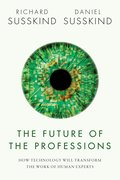 Cover for The Future of the Professions