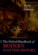 Cover for The Oxford Handbook of Modern Scottish History