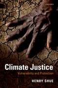 Cover for Climate Justice