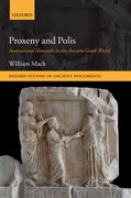 Cover for Proxeny and Polis