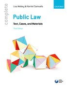 Cover for Complete Public Law