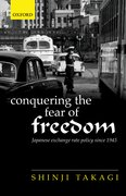Cover for Conquering the Fear of Freedom