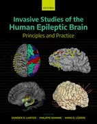 Cover for Invasive Studies of the Human Epileptic Brain