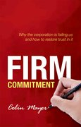 Cover for Firm Commitment
