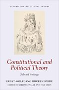 Cover for Constitutional and Political Theory - 9780198714965