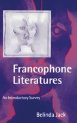 Cover for Francophone Literatures
