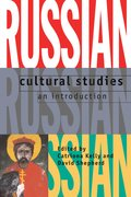 Cover for Russian Cultural Studies