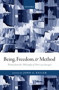Cover for Being, Freedom, and Method
