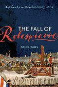 Cover for The Fall of Robespierre - 9780198715955