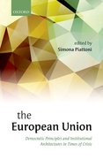 Cover for The European Union - 9780198716273