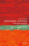 Cover for Criminal Justice: A Very Short Introduction
