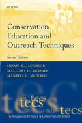 Cover for Conservation Education and Outreach Techniques