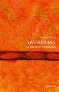 Cover for Savannas: A Very Short Introduction
