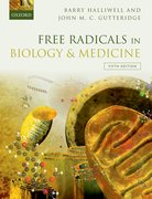 Cover for Free Radicals in Biology and Medicine