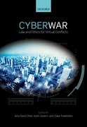 Cover for Cyber War