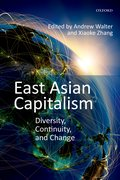 Cover for East Asian Capitalism