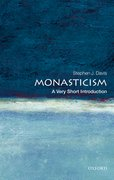 Cover for Monasticism: A Very Short Introduction