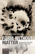 Cover for Form without Matter