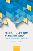 Cover for The Political Economy of Monetary Solidarity