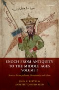 Cover for Enoch from Antiquity to the Middle Ages - 9780198718413