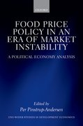 Cover for Food Price Policy in an Era of Market Instability