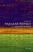 Cover for Nuclear Physics: A Very Short Introduction