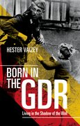 Cover for Born in the GDR