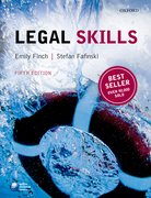 Cover for Legal Skills
