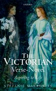Cover for The Victorian Verse-Novel