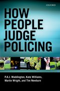 Cover for How People Judge Policing