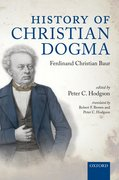 Cover for History of Christian Dogma