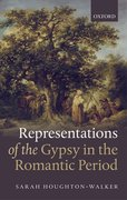Cover for Representations of the Gypsy in the Romantic Period