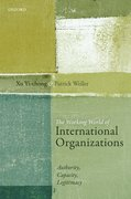 Cover for The Working World of International Organizations