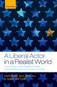 Cover for A Liberal Actor in a Realist World