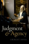 Cover for Judgment and Agency