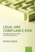 Cover for Legal and Compliance Risk
