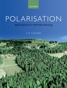 Cover for Polarisation: Applications in Remote Sensing