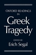 Cover for Oxford Readings in Greek Tragedy