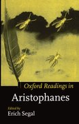 Cover for Oxford Readings in Aristophanes