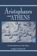 Cover for Aristophanes and Athens