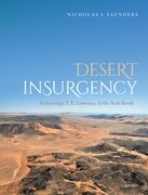 Cover for Desert Insurgency - 9780198722007