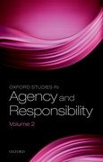 Cover for Oxford Studies in Agency and Responsibility, Volume 2