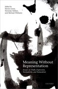 Cover for Meaning Without Representation