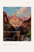 Cover for Nietzsche and Contemporary Ethics