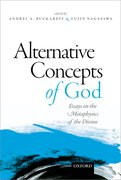 Cover for Alternative Concepts of God