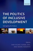 Cover for The Politics of Inclusive Development