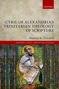 Cover for Cyril of Alexandria