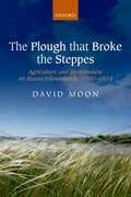 Cover for The Plough that Broke the Steppes