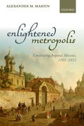 Cover for Enlightened Metropolis